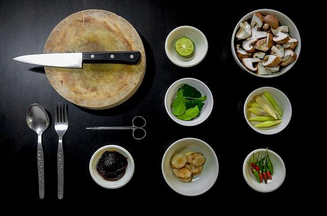 příprava k vaření