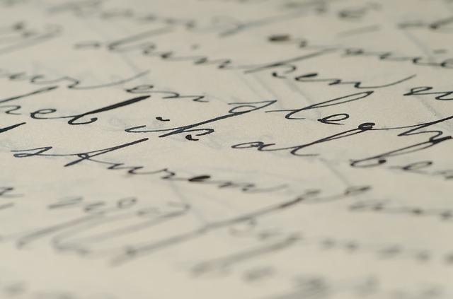 rukopis perem